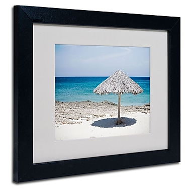 Trademark Fine Art 'Aruba Umbrella' 11