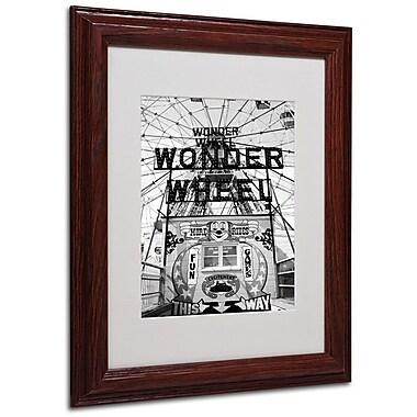 Trademark Fine Art 'Coney Island Wonder Wheel' 11
