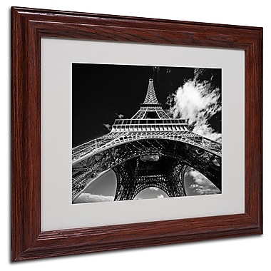 Trademark Fine Art 'Paris Eiffel Tower 1' 11