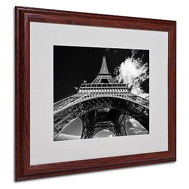 Trademark Fine Art 'Paris Eiffel Tower 1' 16