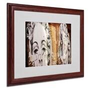 Trademark Fine Art 'Pop Madonna Meatpck'