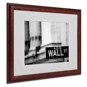 Trademark Fine Art 'Wall St'