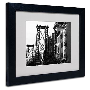 Trademark Fine Art 'Williamsburg Bridge' 11