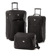American Tourister® Fieldbrook II 56445 3-Piece Luggage Set, Black