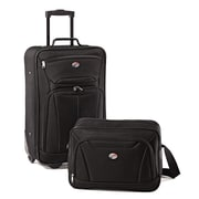 American Tourister® Fieldbrook II 56446 2-Piece Luggage Set, Black