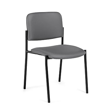 Offices To Go® Minto Occasional Stacking Chair, No Arms, JN03