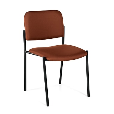 Offices To Go® Minto Occasional Stacking Chair, No Arms, JN04