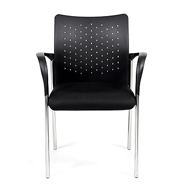 Offices To Go® Capra Poly Back Guest Chair