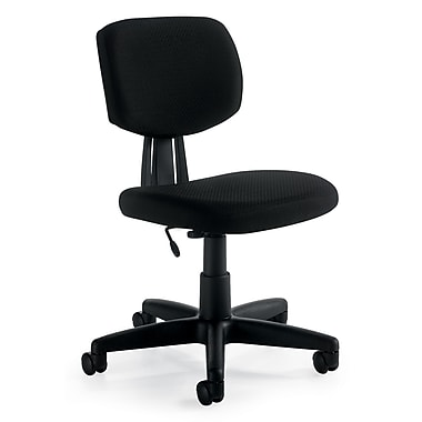 Offices To GoMD – Chaise de bureau Tami réglable sans accoudoirs