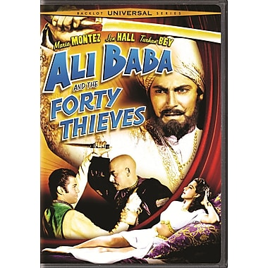 Ali Baba & The 40 Thieves (DVD)