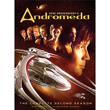 Andromeda Season 2 (DVD)