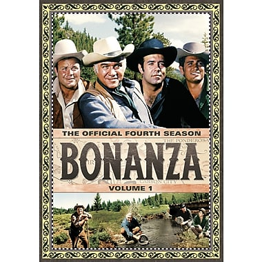 Bonanza: The Official Fourth Season, Volume One (DVD)