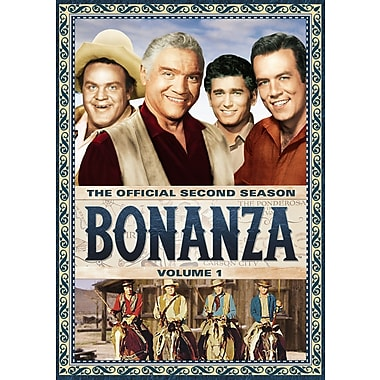Bonanza: The official Second Season, Volume One (DVD)