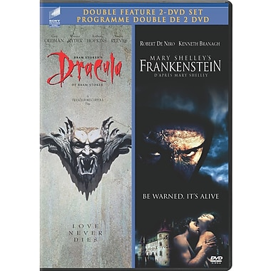 Bram Stoker's Dracula/Mary Shelley's Frankenstein (DVD)