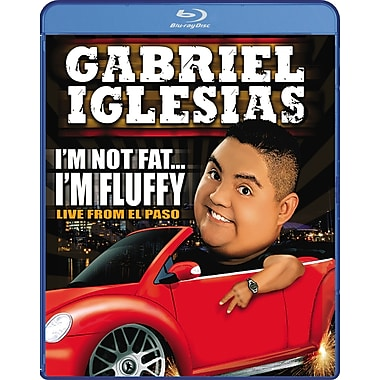 Gabriel Iglesias: I'm Not Fat...I'm Fluffy (Blu-Ray)