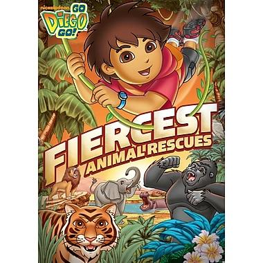 Go, Diego, Go!: Fiercest Animal Rescues! (DVD)