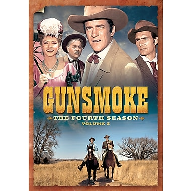 Gunsmoke: The Fourth Season, Volume Two (DVD)