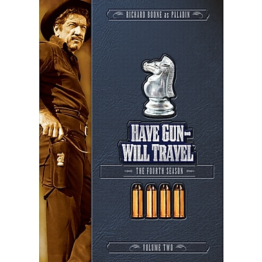 Have Gun - Will Travel: Season 4, Volume2 (DVD)
