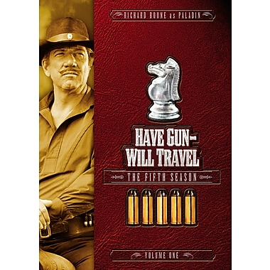 Have Gun - Will Travel: Season 5, Volume 1 (DVD)