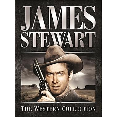 James Stewart Westerns Coll (DVD)