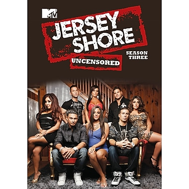 Jersey Shore: Season Three (DVD)