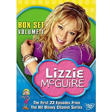 Lizzie Mcguire Box Set: Volume 1 (DVD)