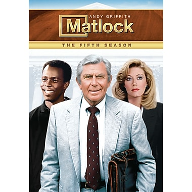 Matlock: The Fifth Season (DVD)