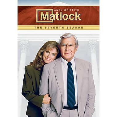 Matlock: The Seventh Season (DVD)