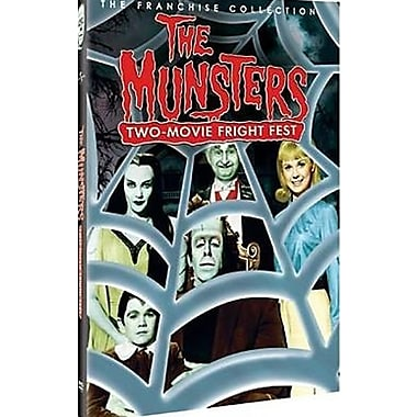 Munsters: Go Home/Munsters' Revenge (DVD)