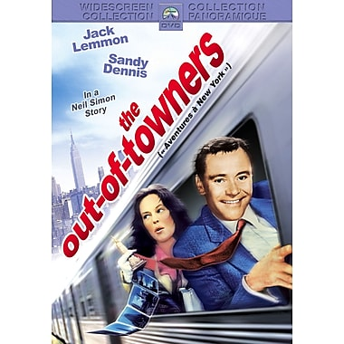 Out Of Towners (1969) (Ws) (DVD)