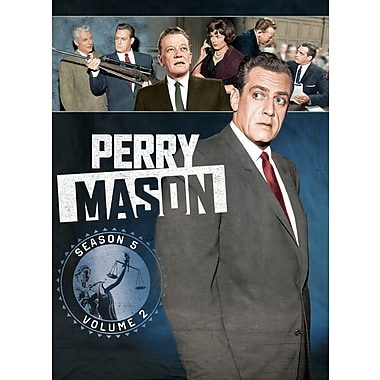 Perry Mason: The Fifth Season: Volume Two (DVD)