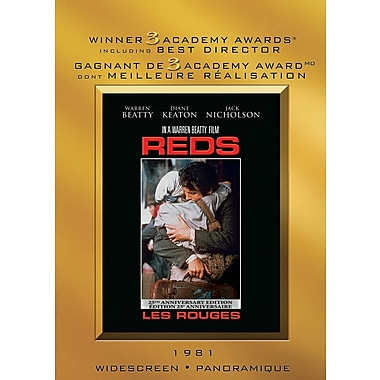 Reds: 25th Anniversary Collection (DVD)