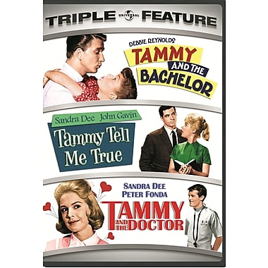 Tammy & Bachelor/Tammy & The Doctor/Tammy Tell Me True (DVD)