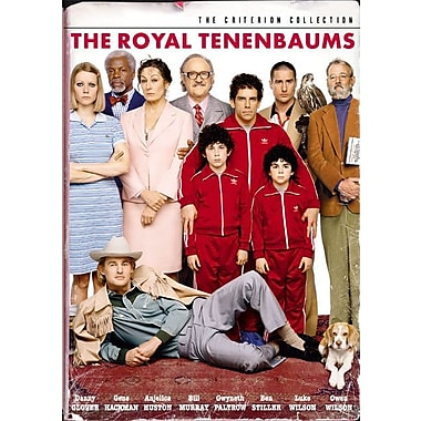 The Royal Tenenbaums (DVD)