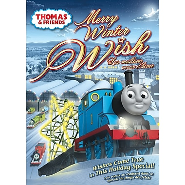 Thomas & Friends: Merry Winter Wish (DVD)