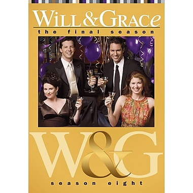 Will & Grace: Season 8 (DVD)