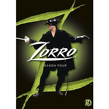 Zorro: Season 4 (DVD)