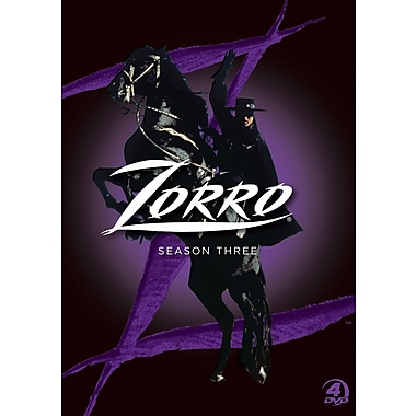 Zorro: Season Three (DVD)