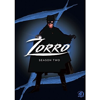 Zorro: Season Two (DVD)