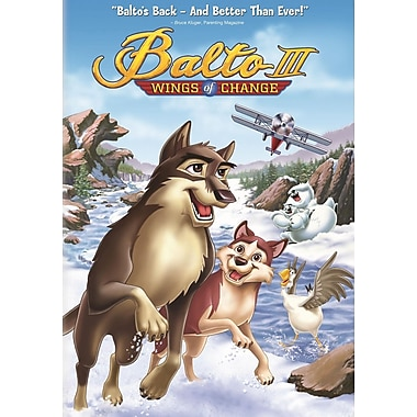 Balto III: Wings of Change (DVD)