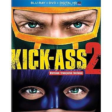 Kick-Ass 2 (Blu-ray/DVD)