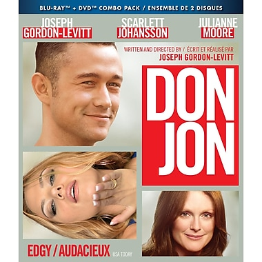 Don Jon (Blu-ray/DVD)