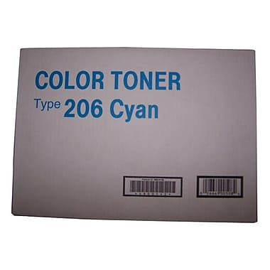 Ricoh Cyan Toner Cartridge (400508)