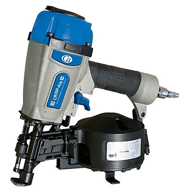 Crisp-Air Light Weight Magnesium Roofing Coil Nailer, .120 Gauge