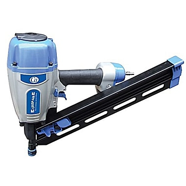 Crisp-Air Light Weight Magnesium Body Paper Collation Framing Nailer, .113: .121 Gauge