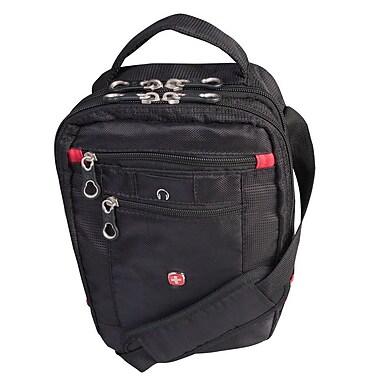 Swiss Gear RFID Travel Organizer Bag, Black