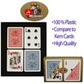 Copag Cards Modiano Poker Size Reg Index Setup; Golden Trophy