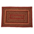 IHF Home Decor Country Meadow Rug; 1'8'' x 2'6''