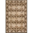 American Home Rug Co. American Home Classic Arts & Craft Taupe/Black Rug; 7'6'' x 9'6''
