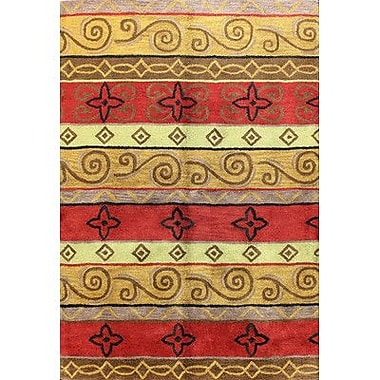 Bashian Rugs Punjab Multi-Colored Rug; 7'6'' x 9'6''